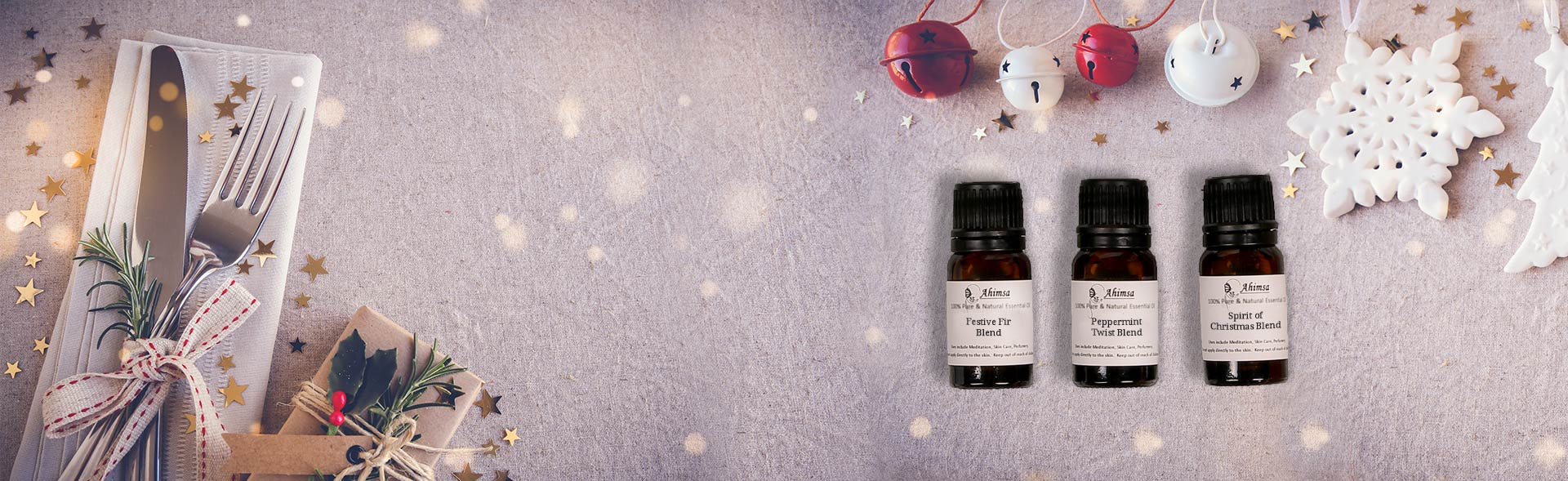 Christmas Essential Oil Blends