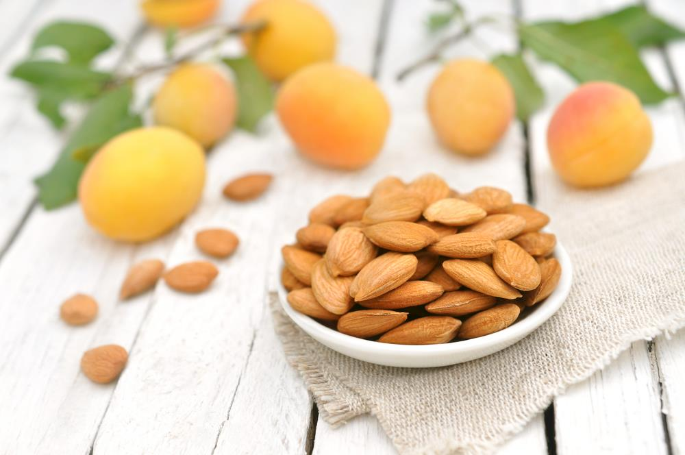 how to make apricot kernel oil