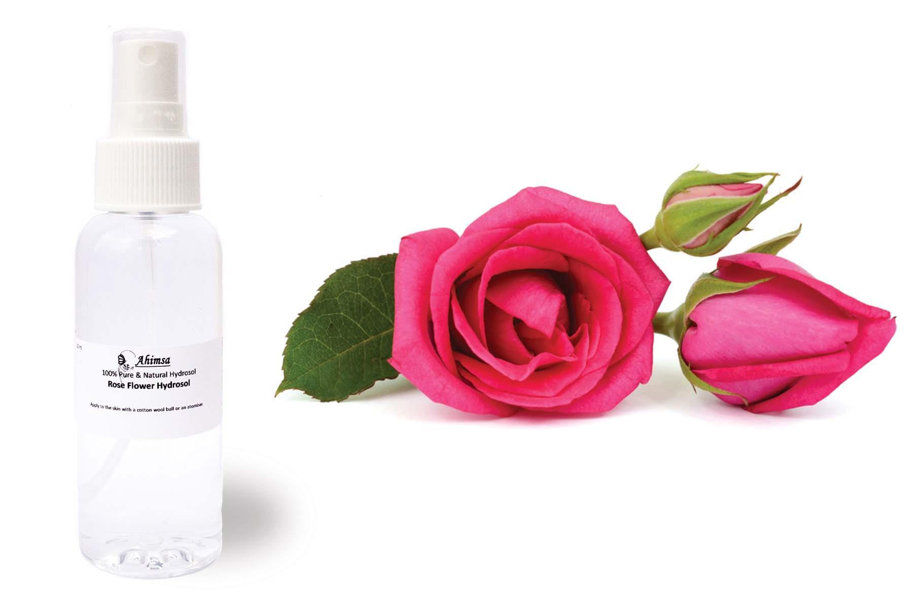 Rose Mist From Ahimsa Oils